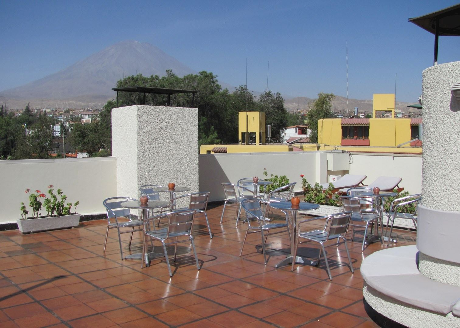 Casa andina classic arequipa arequipa audley travel for Casa andina classic