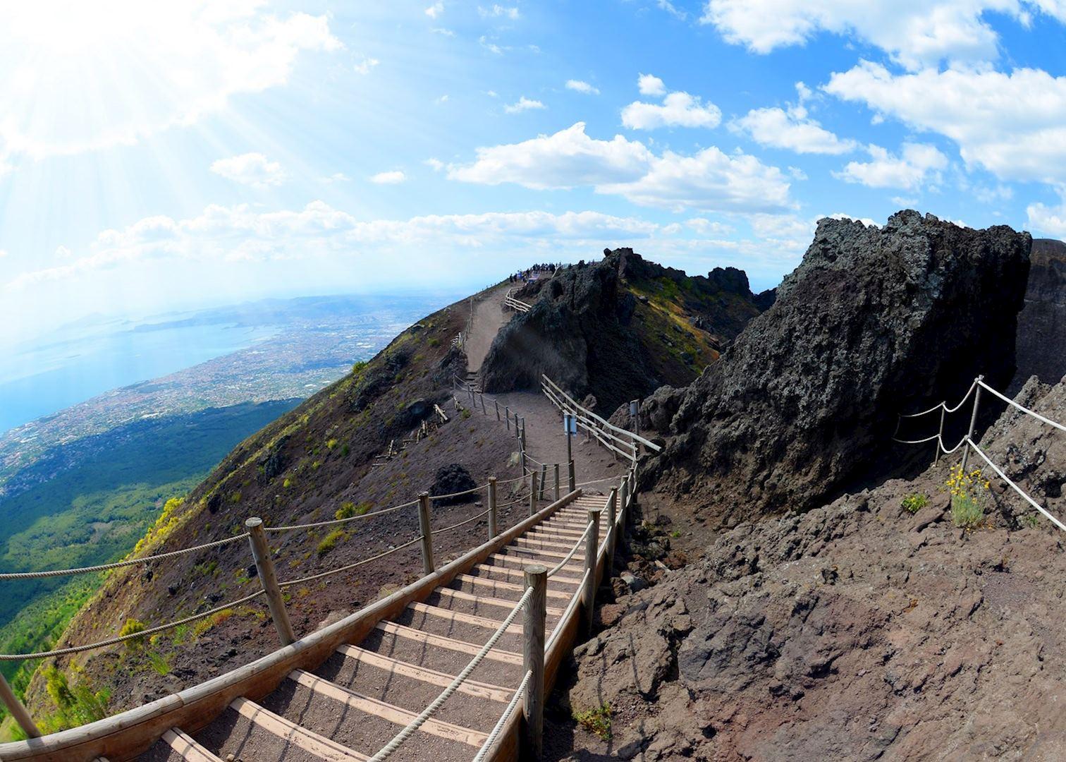 Mount Vesuvius and wine tasting  Audley Travel