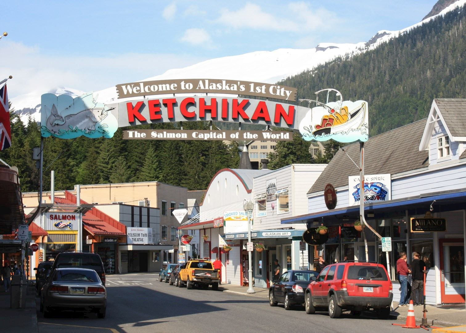 Visit Ketchikan On A Trip To Alaska Audley Travel