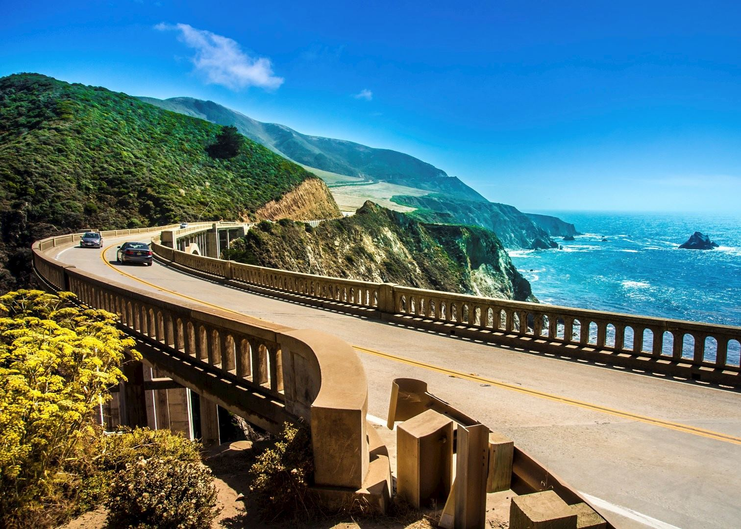 Visit Big Sur on a tri...