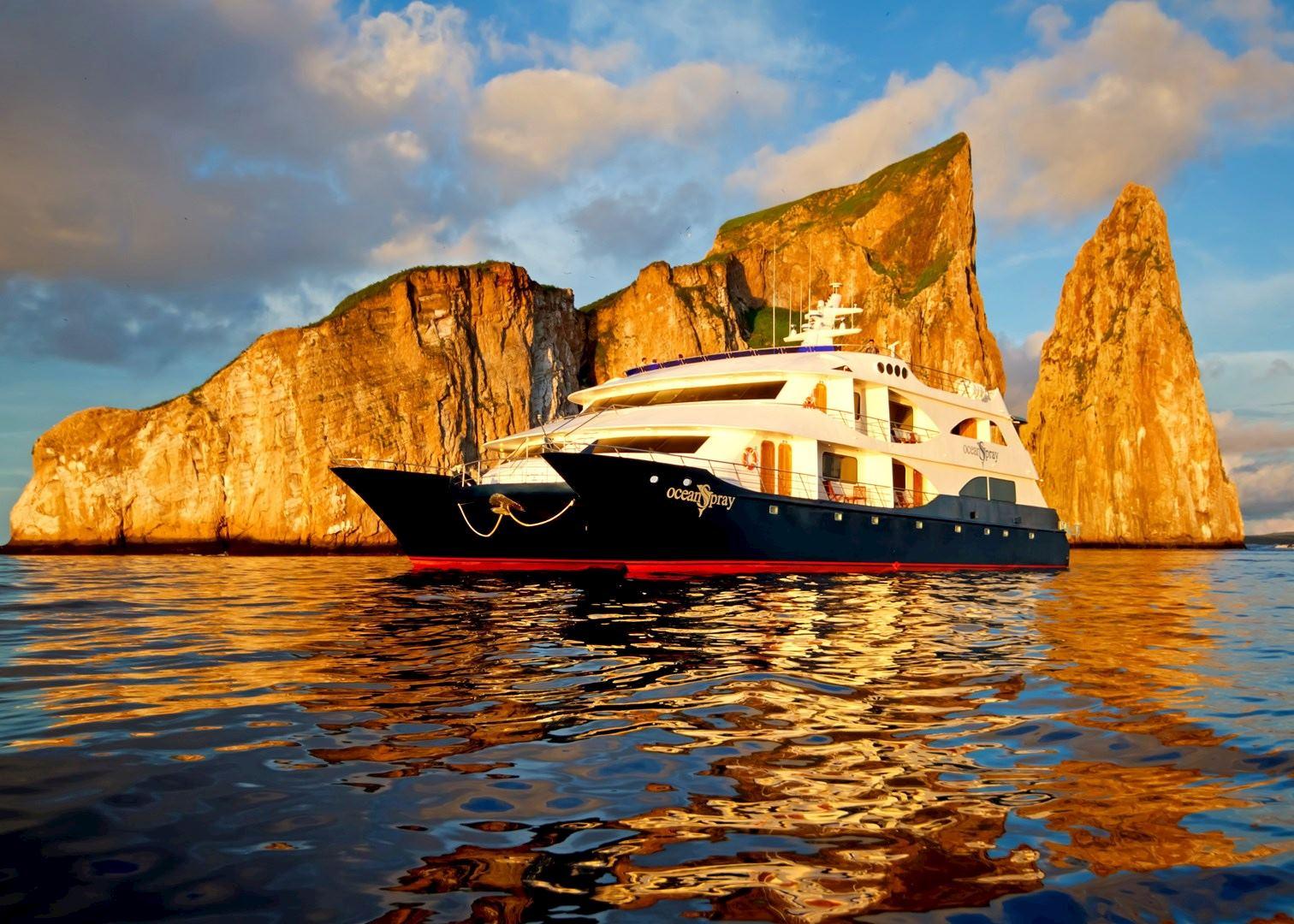 Ocean Spray Galapagos Cruises Audley Travel