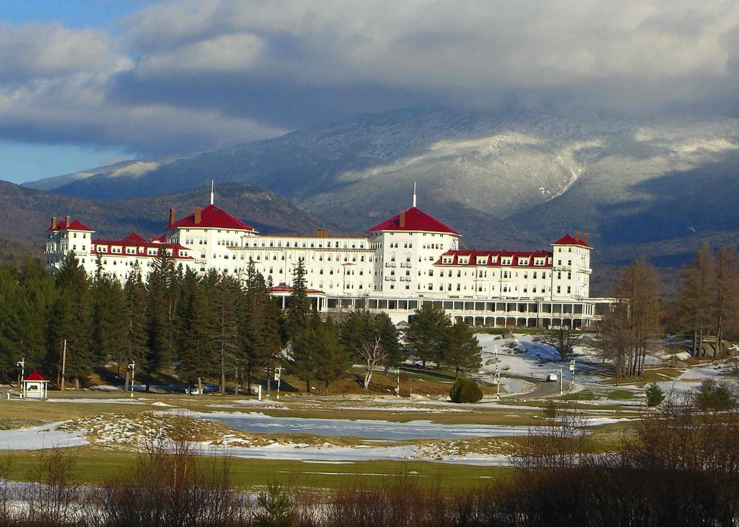 Visit Bretton Woods on a trip to New England | Audley Travel