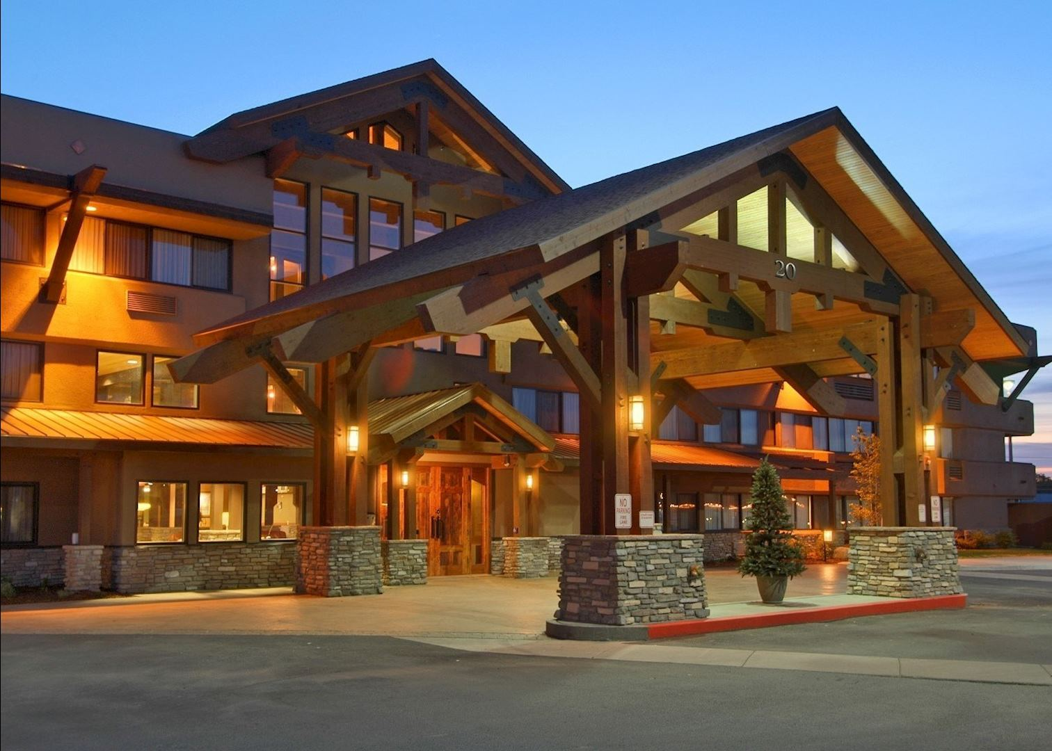 red lion coos bay hotels in coos bay audley travel. Black Bedroom Furniture Sets. Home Design Ideas