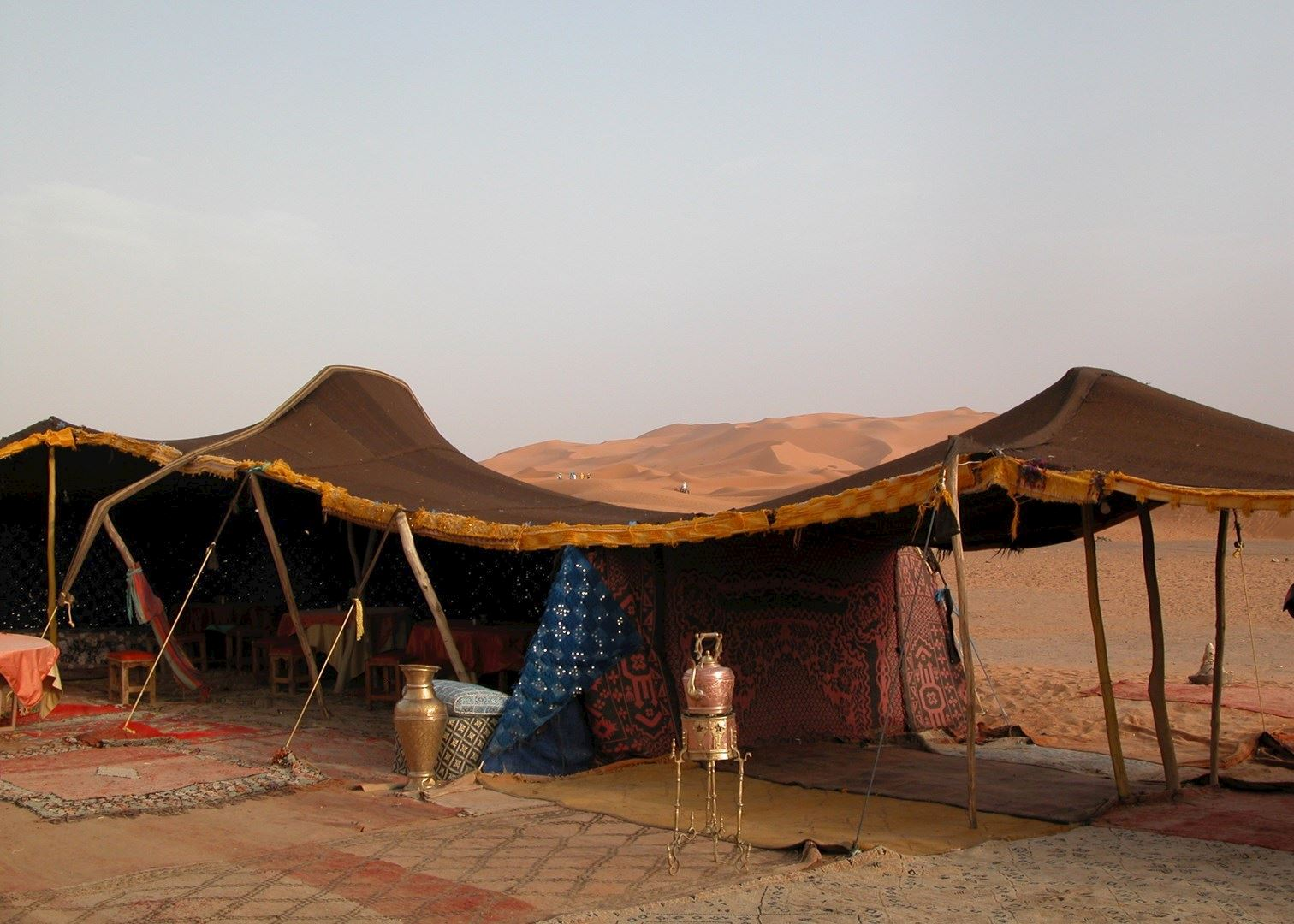 Gold Sand Camp The Erg Chebbi Audley Travel