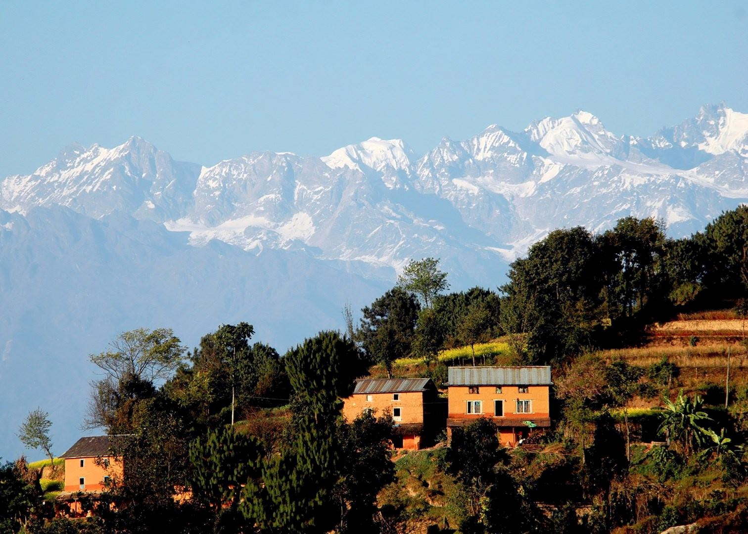 Visit Nagarkot on a trip to Nepal | Audley Travel