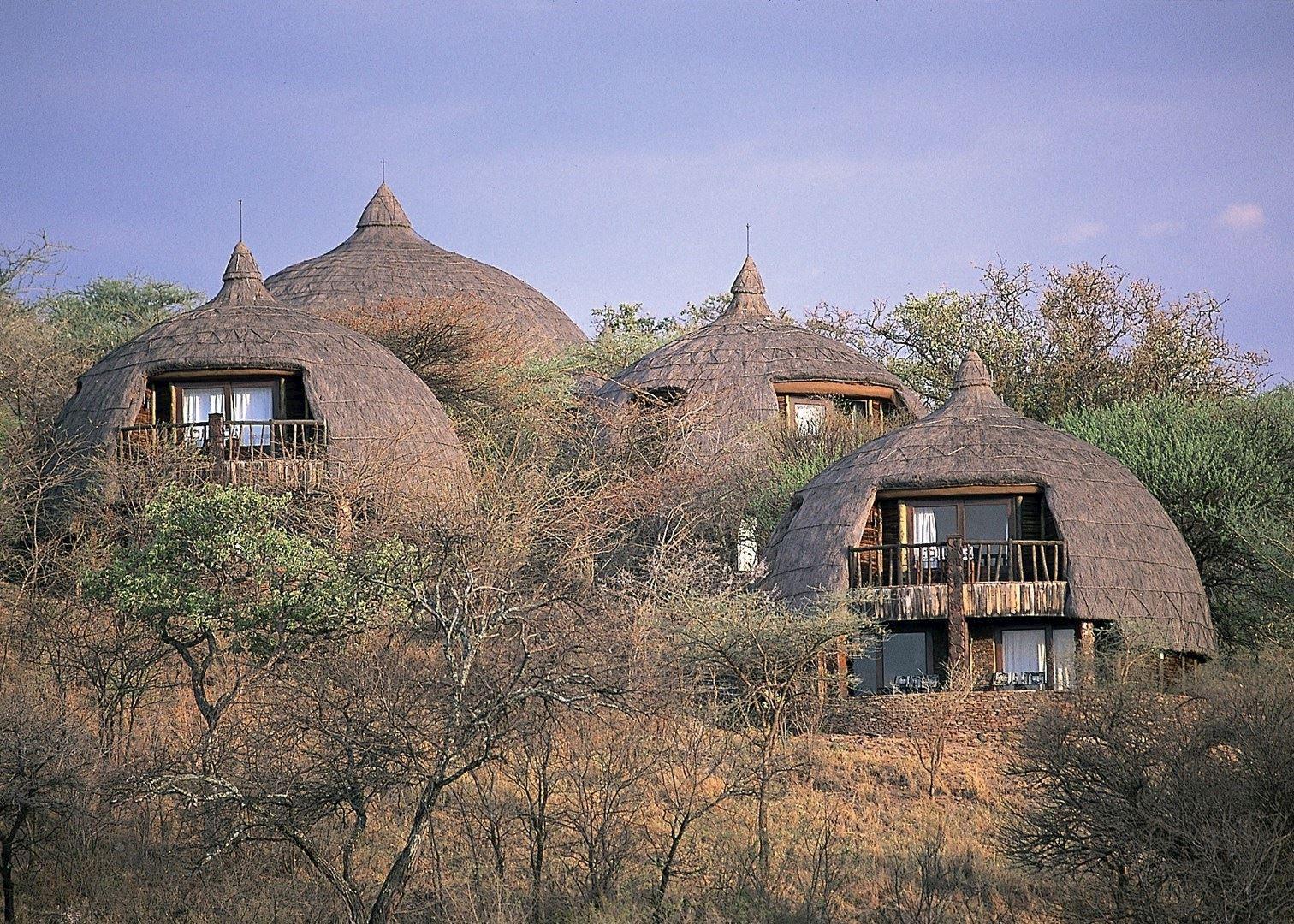 Serena Lodge   Serengeti National Park