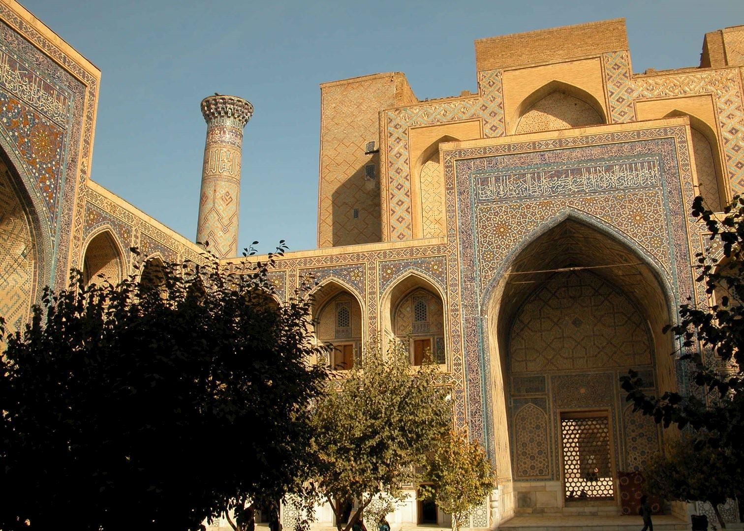 Visit Samarkand on a trip to Uzbekistan Audley Travel