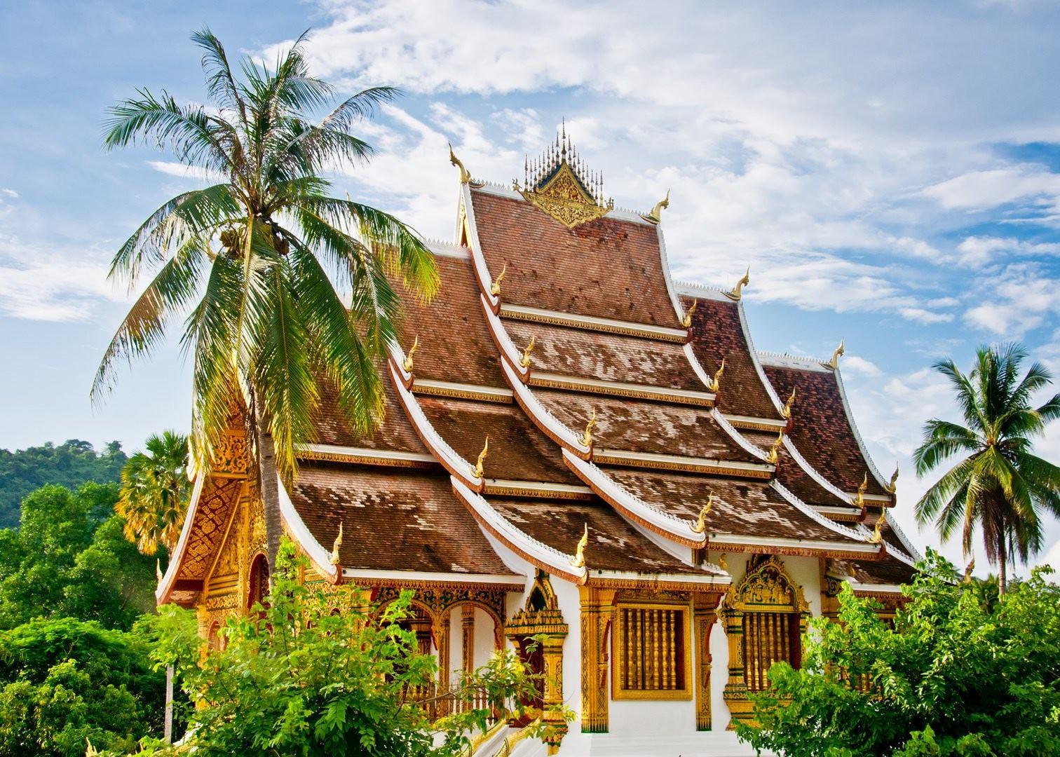 Luang Prabang and Around, Laos Visitor Guide |Wat Xieng Thong Luang Prabang