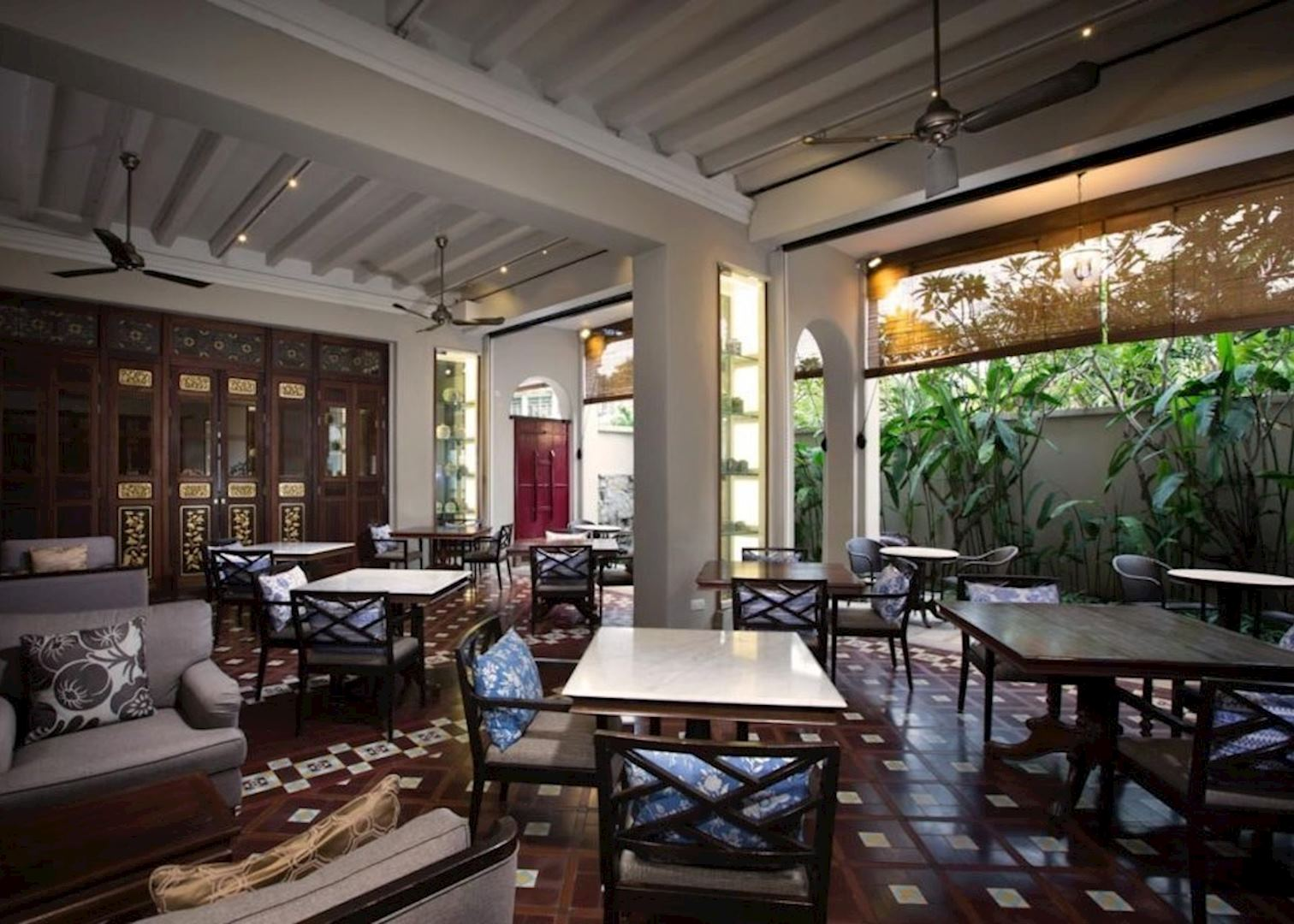Seven Terraces Hotels In Penang Audley Travel