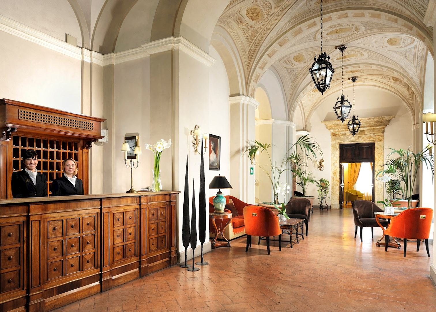 Grand hotel continental hotels in siena audley travel for Accomodation siena