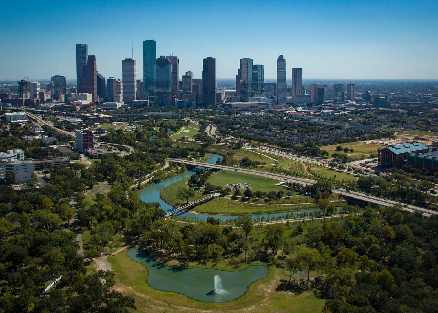 Whats In The New 20-Year Vision For Downtown Houston