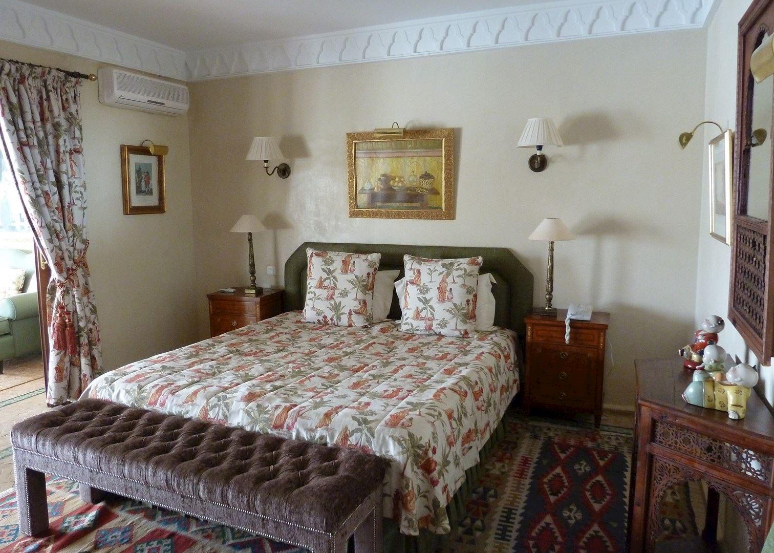 two bedroom suite sea view suite le mirage tangier