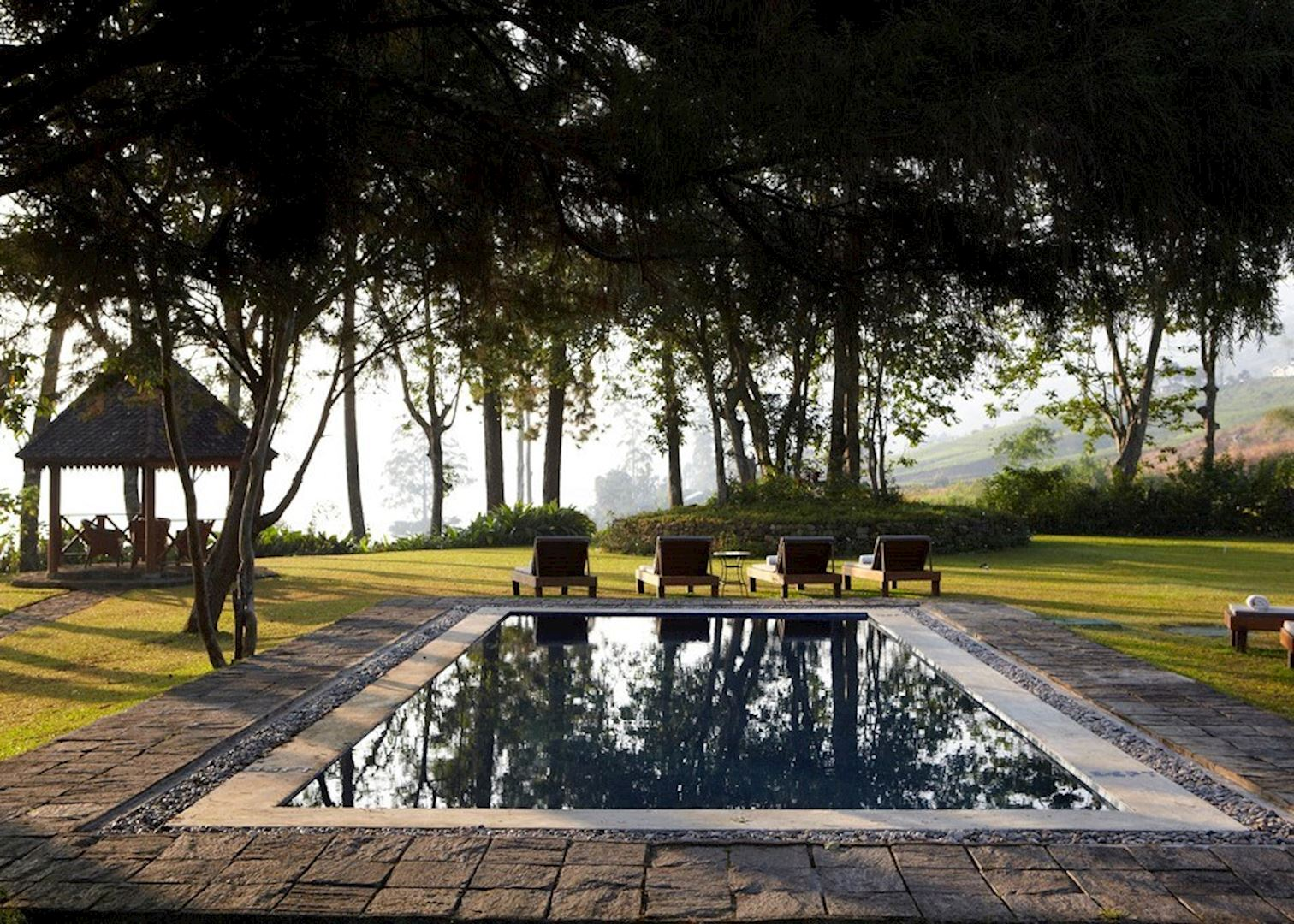 Ceylon tea trails castlereagh bungalow audley travel - Bungalows with swimming pool in sri lanka ...
