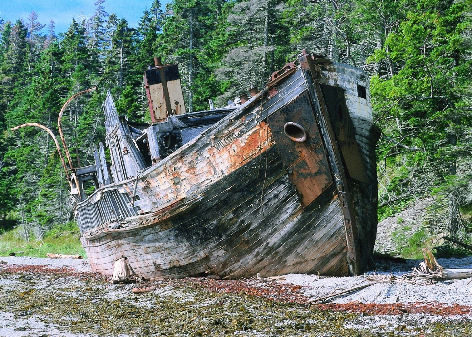 how to get to anticosti national park