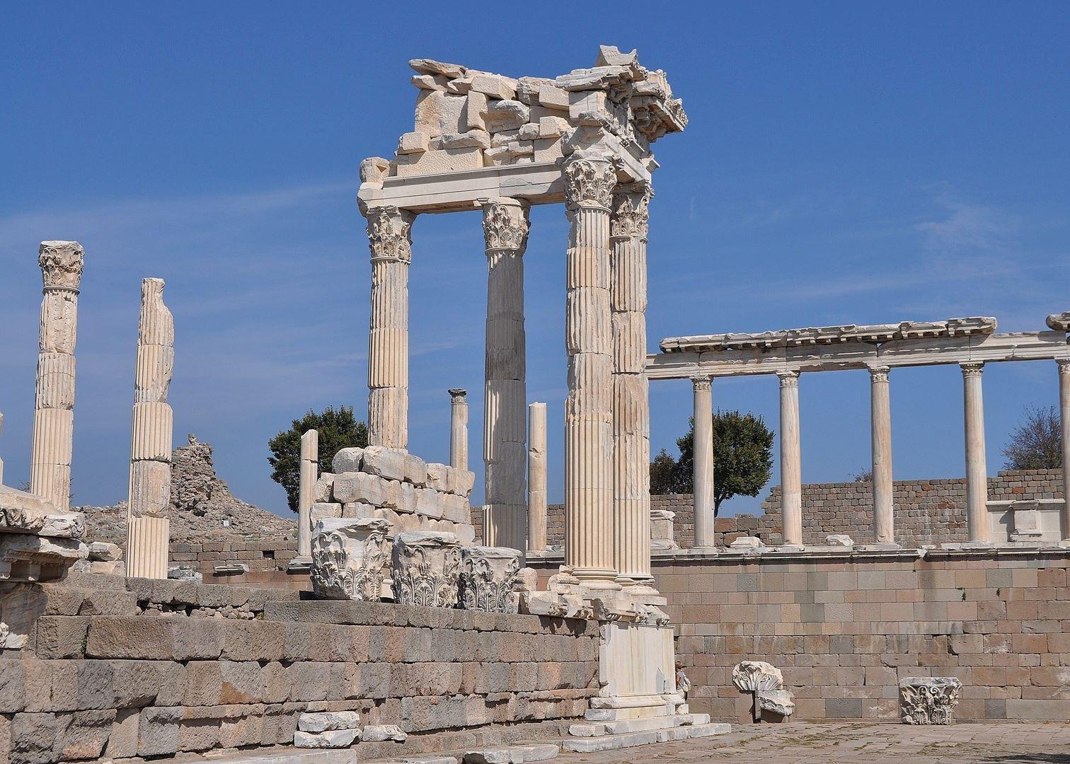 Pergamon Acropolis Amp Asclepion Private Tour  Audley Travel