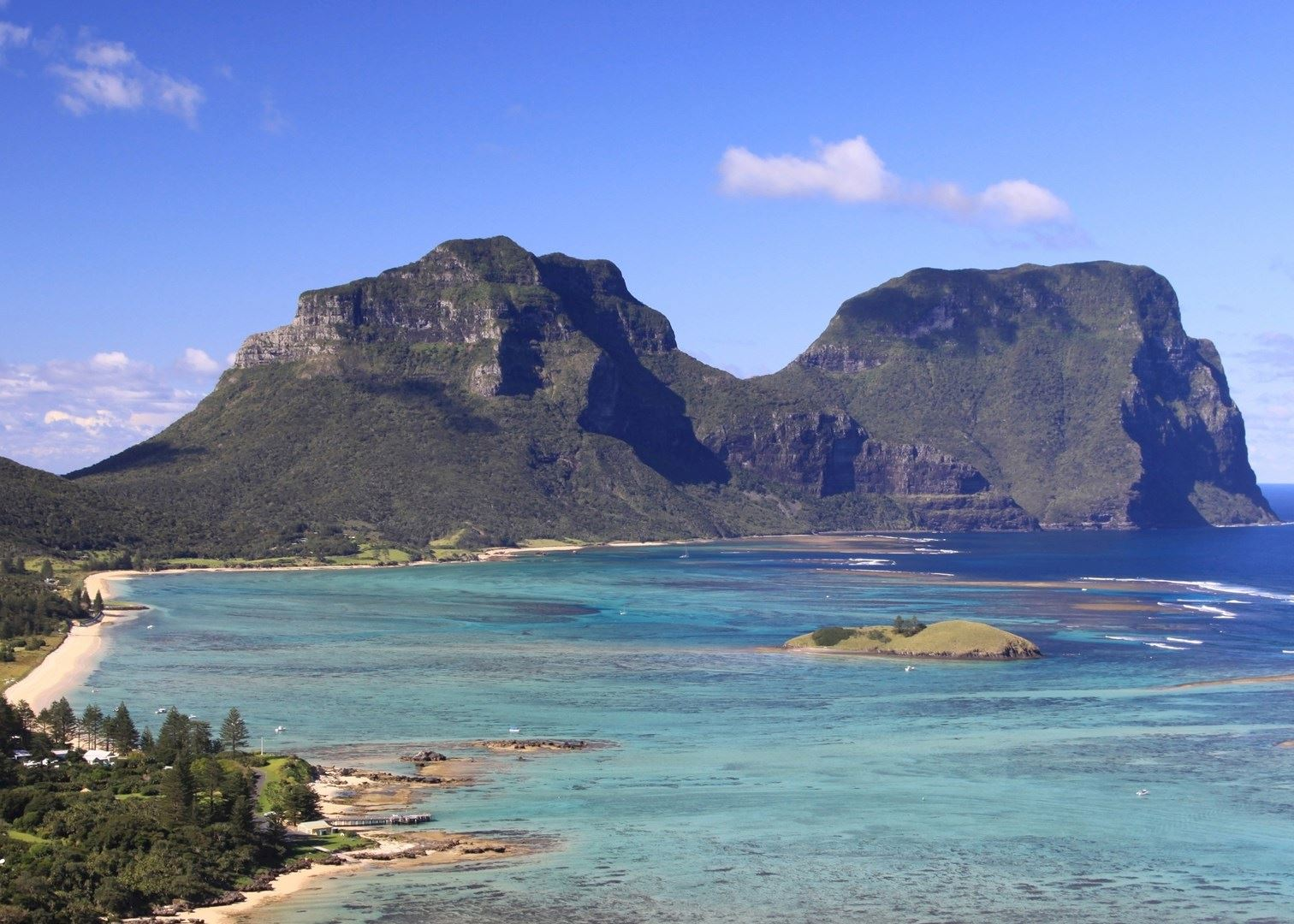 Lord Howe Island Australia  city pictures gallery : ... island picnic lunch on lord howe island lord howe island australia