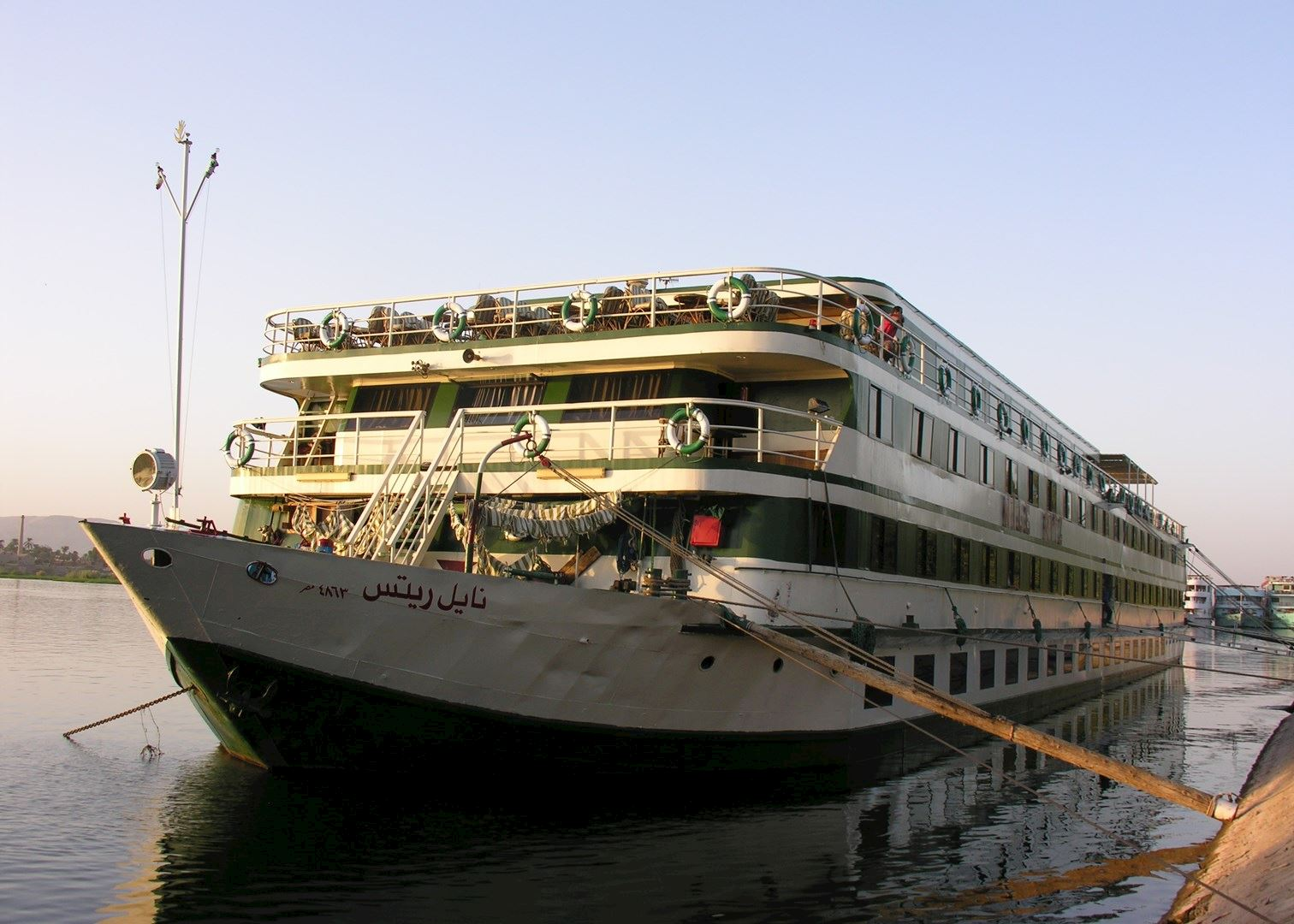 M/S Presidential Nile Cruise Ship | Egypt | Audley Travel