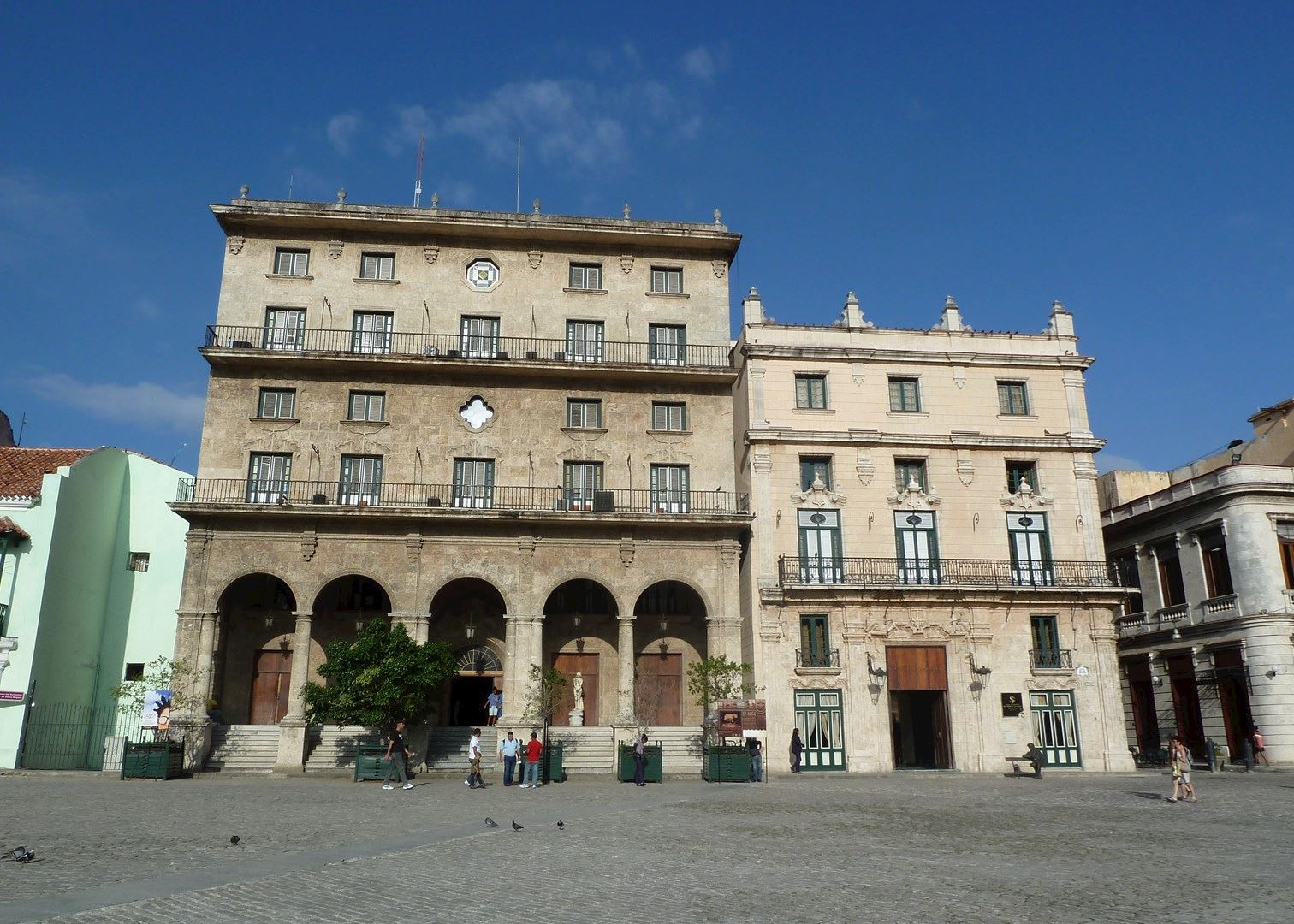 Hotel Palacio Del Marques De San Felipe Audley Travel