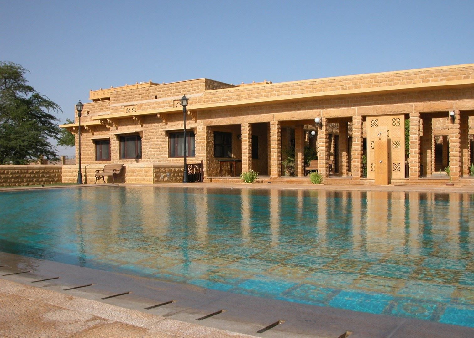Rawal Kot Hotels In Jaisalmer Audley Travel