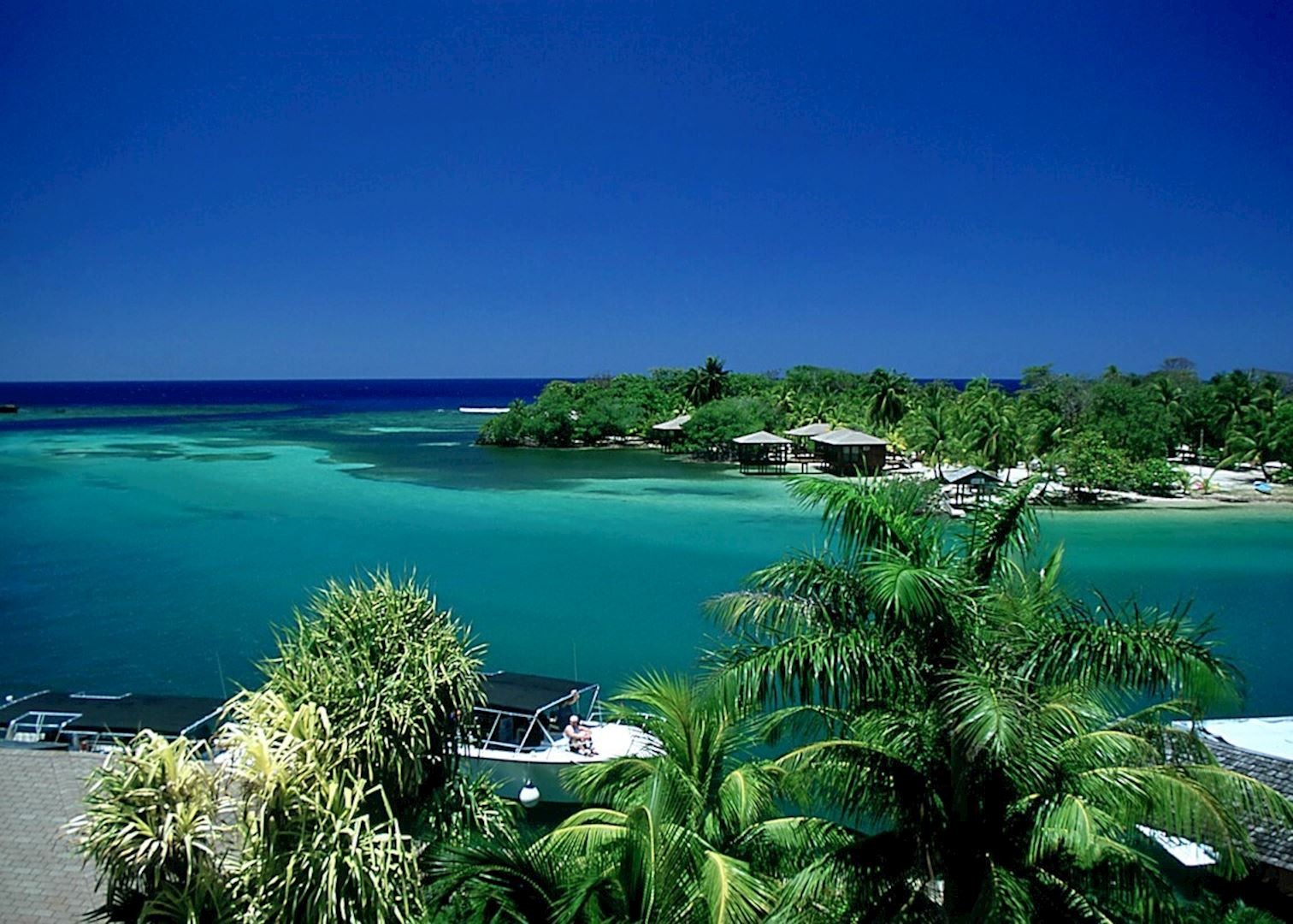Anthony 39 s key resort the bay islands audley travel for Roatan dive resort