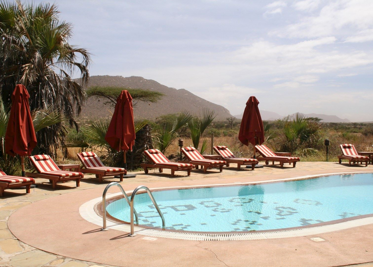 Larsens Camp, Samburu National Reserve