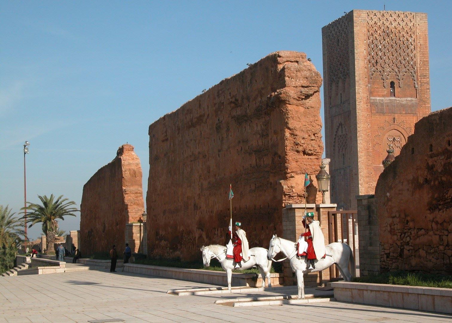 rabat morocco city of lights. Black Bedroom Furniture Sets. Home Design Ideas