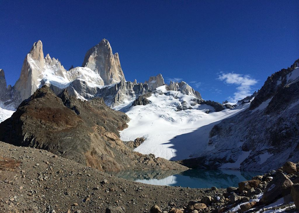 Mount Fitzroy, El Chaltén
