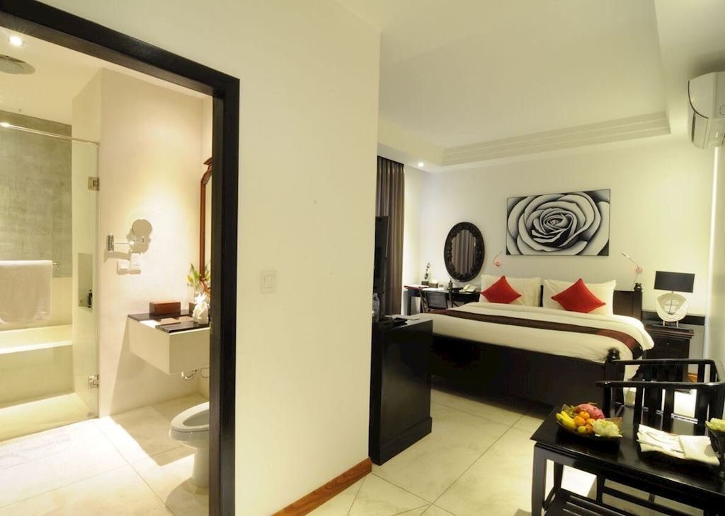 Deluxe Room at La Rose Boutique