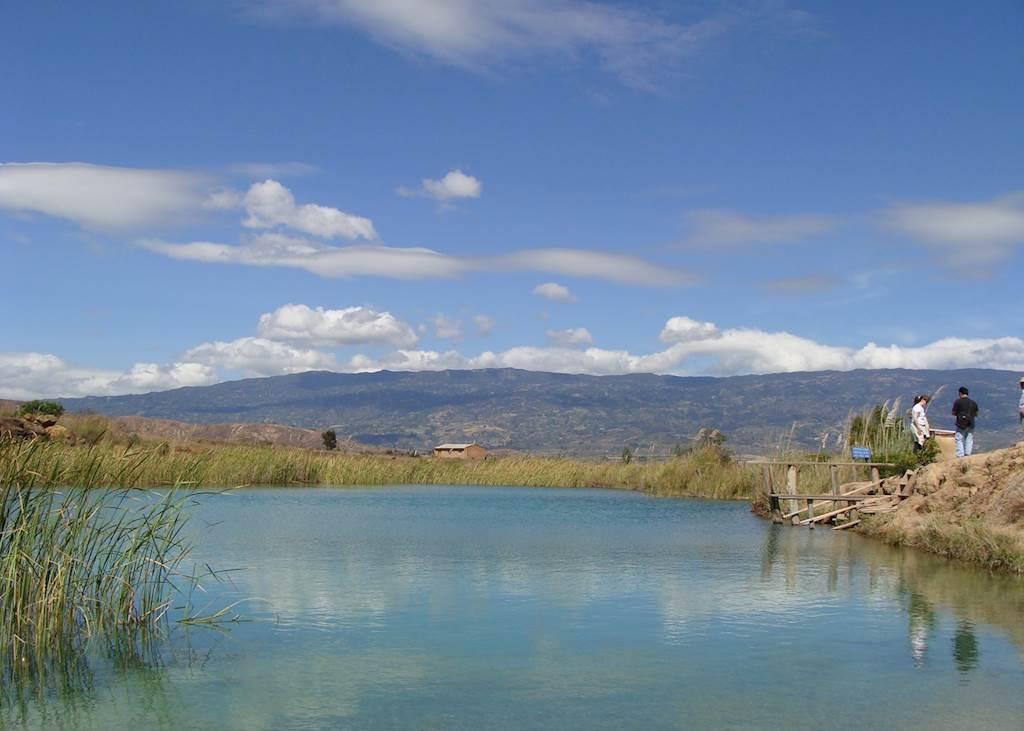 In the countryside around Villa de Leyva