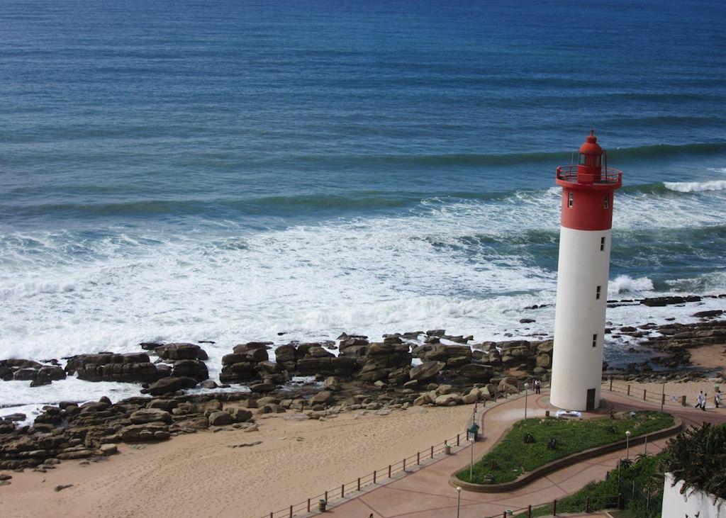 The lighthouse, Umhlanga Rocks