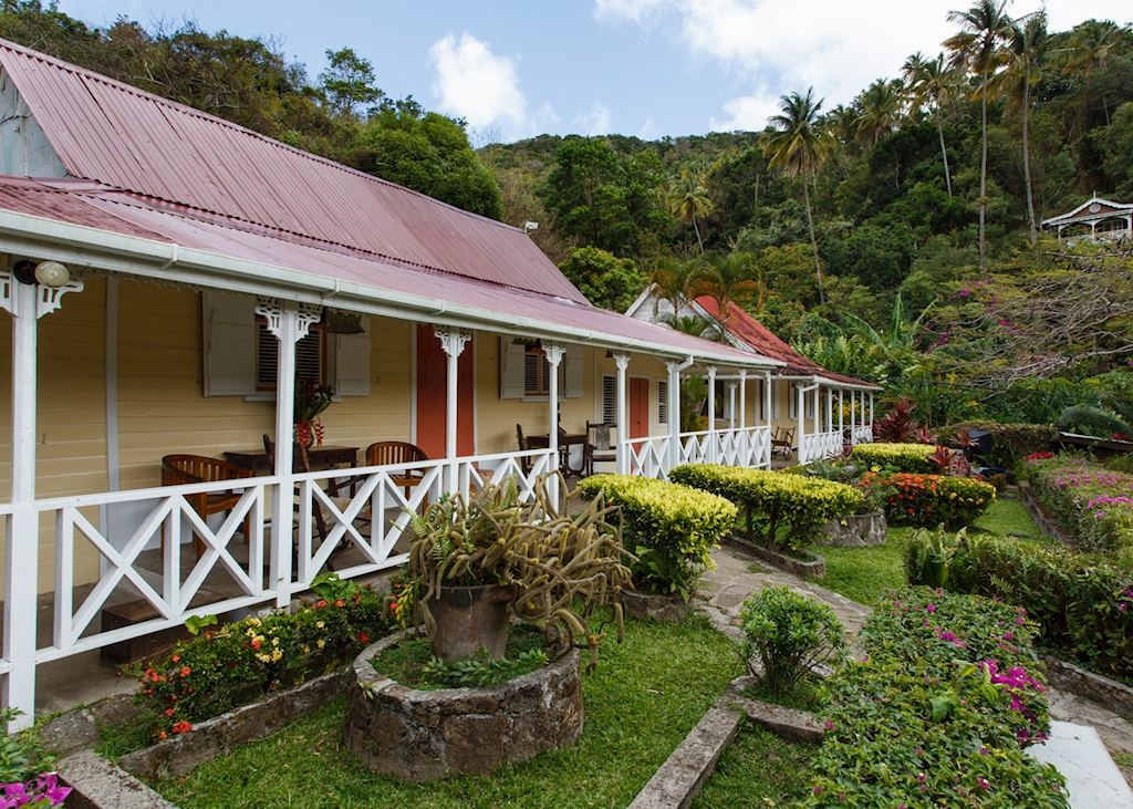 Reception, Fond Doux Plantation & Resort, Saint Lucia