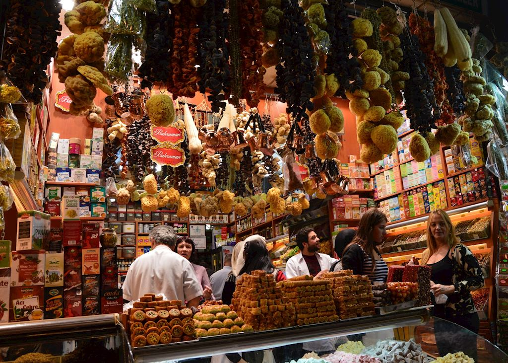 The Spice Market, Istanbul