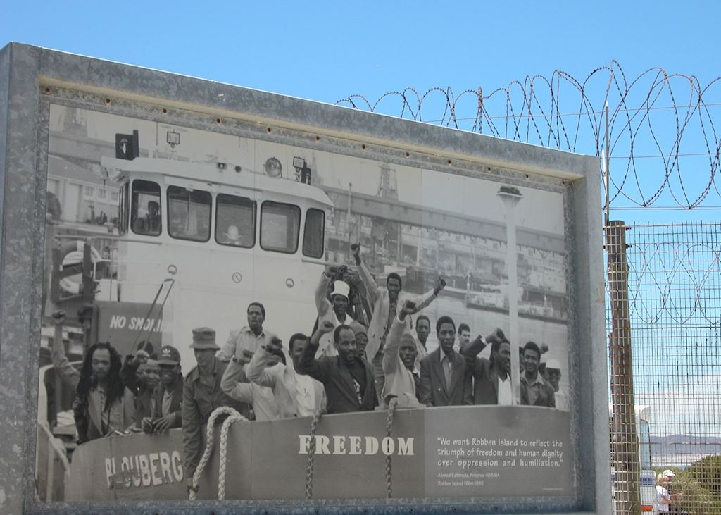 Freedom from Apartheid