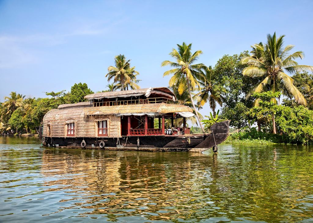 Alleppey Backwaters, Kerala