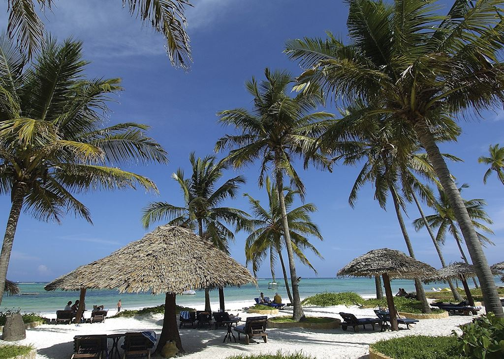 Breezes Beach Club, Zanzibar Island