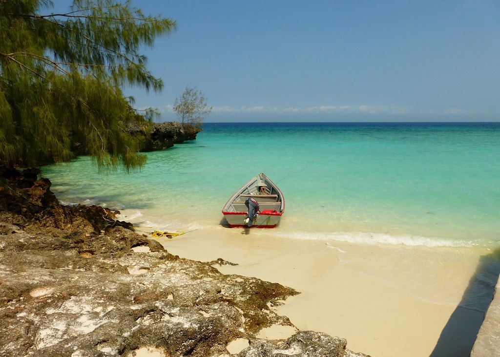 Chumbe Island, Zanzibar