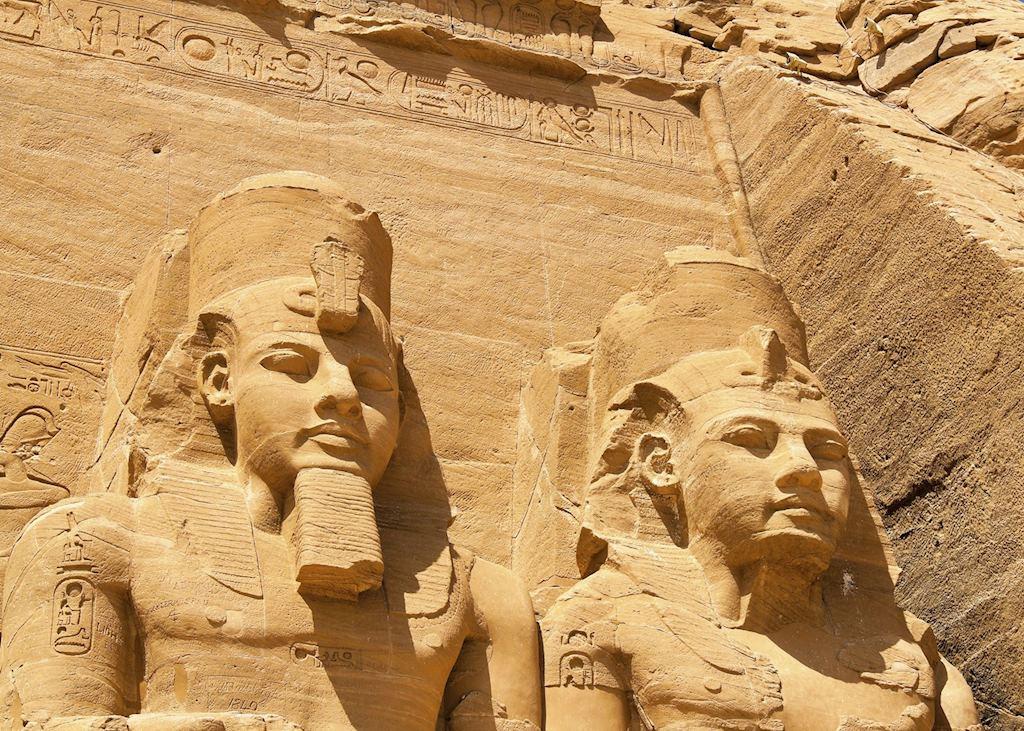Abu Simbel, Abu Simbel