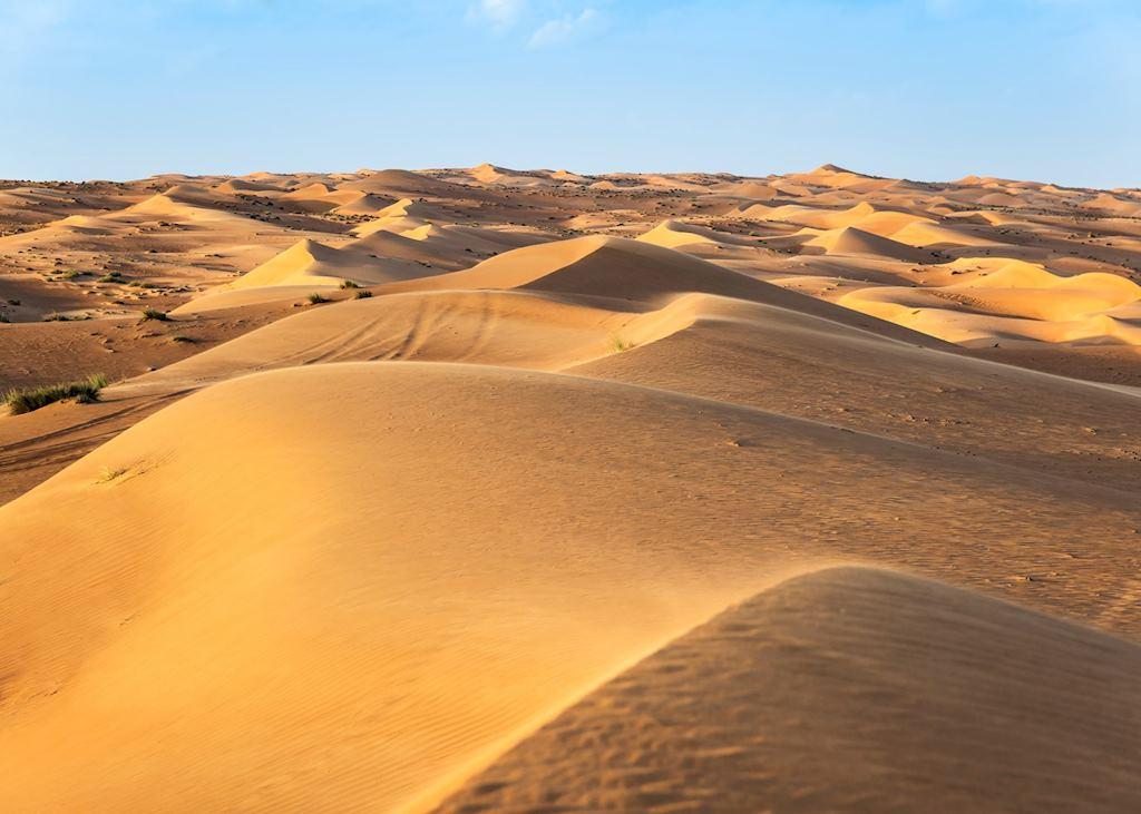 Desert, Oman