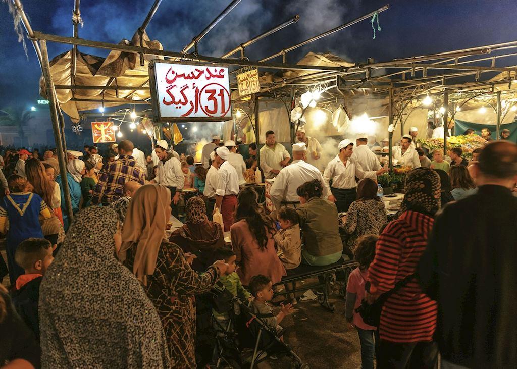 Djemaa El Fna Square, Marrakesh