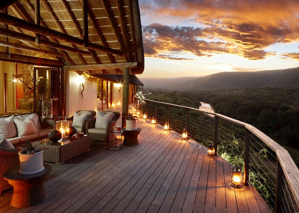 Kwandwe Great Fish River Lodge, Eastern Cape Game Areas