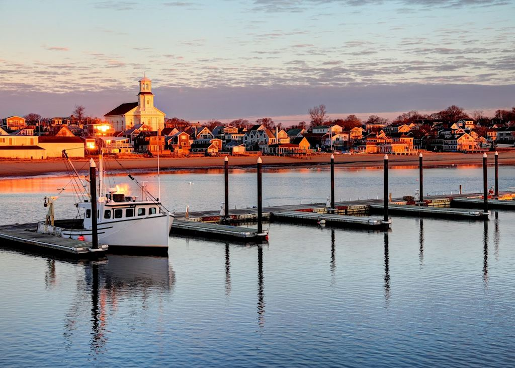 Provincetown, New England