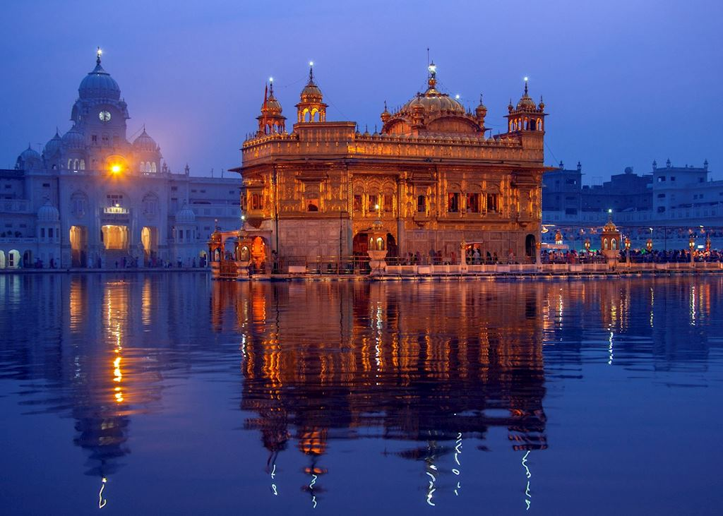 Amritsar's Golden Temple