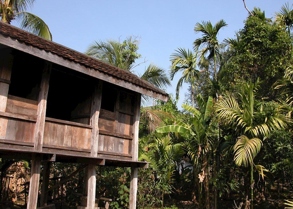 Ho Chi Minh's House; near Nakhon Phanom