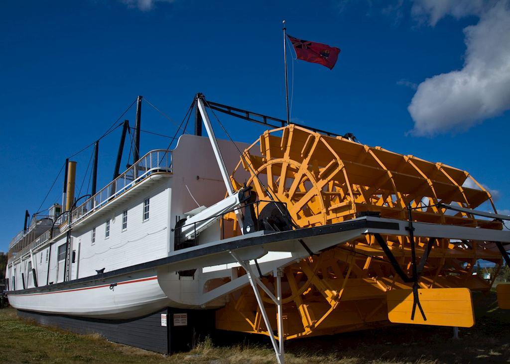 SS Klondike, Whitehorse