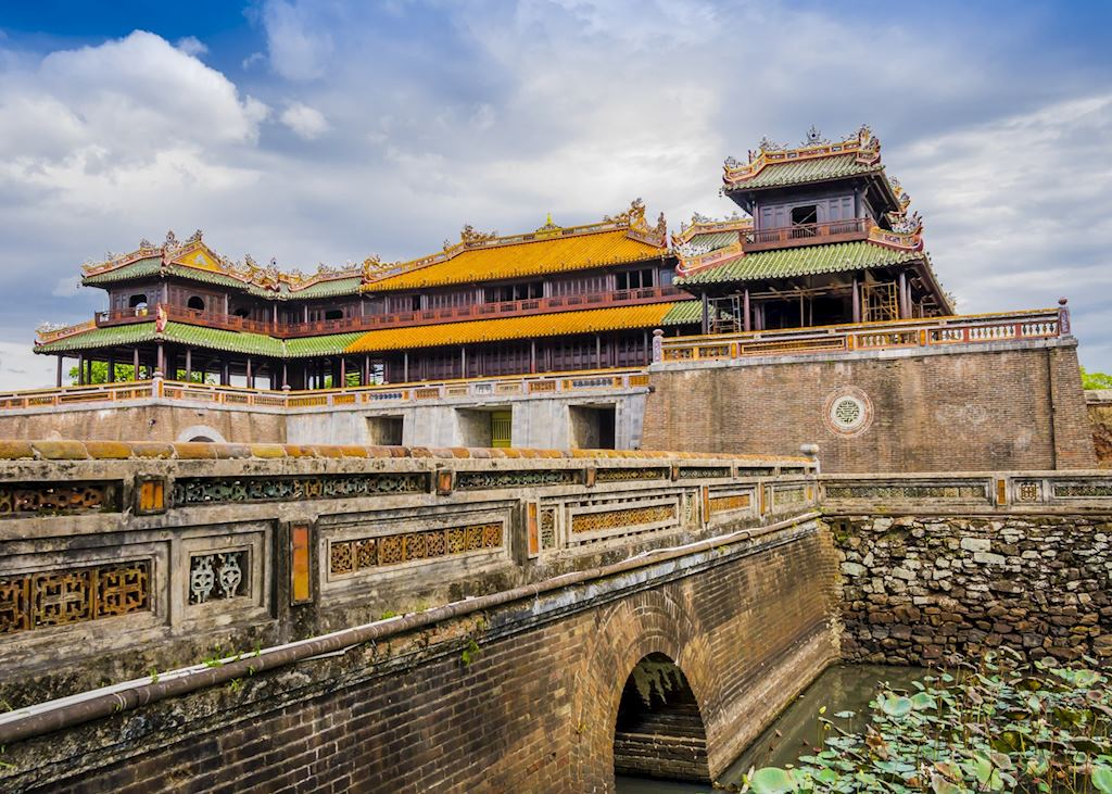 The Citadel in Hue