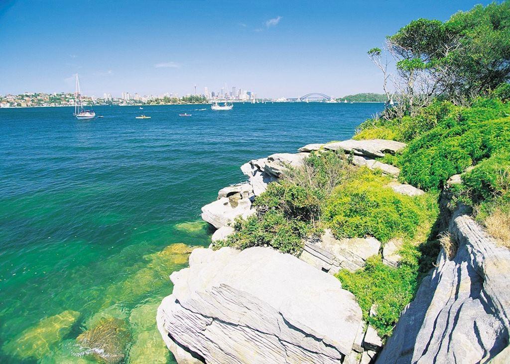 Hidden Cove, Sydney Harbour