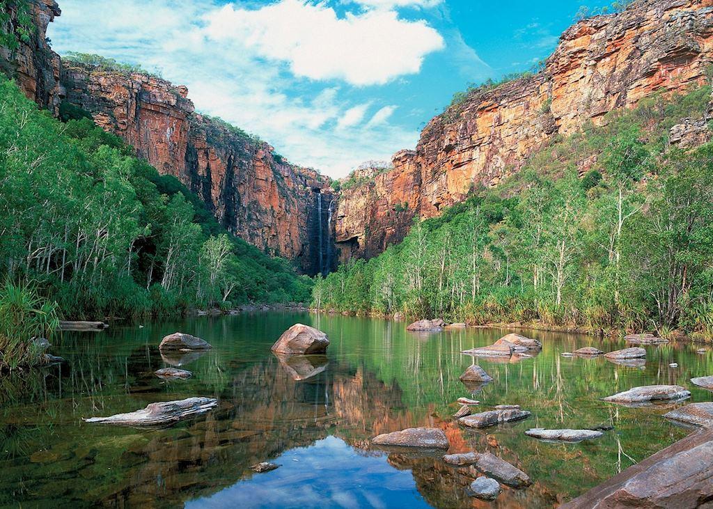 Jim Jim Falls, Kakadu National Park, Northern Territory