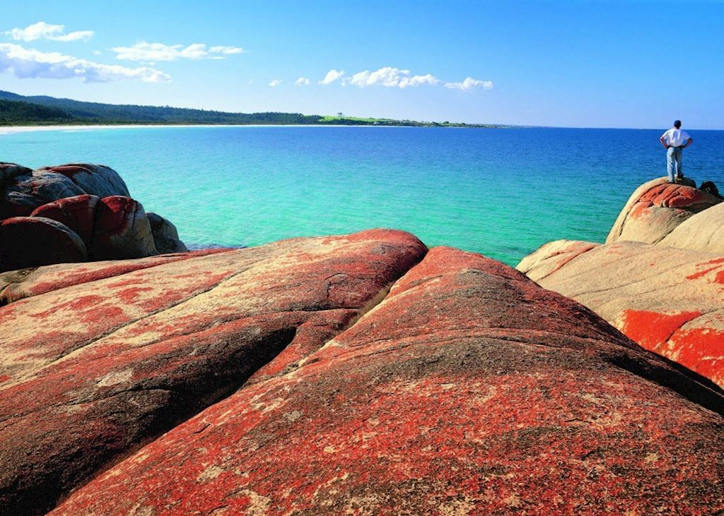 Bay of Fires, Binalong Bay, Tasmania