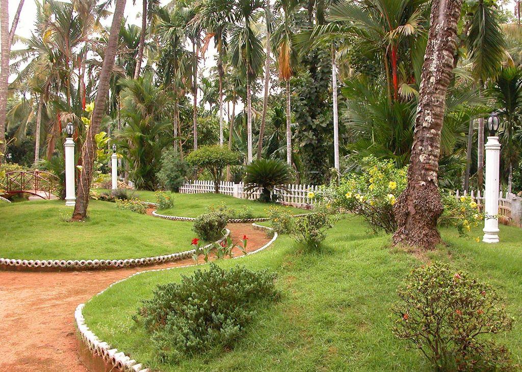 Gardens, Mundackal Plantation Homestay, Kothamangalam