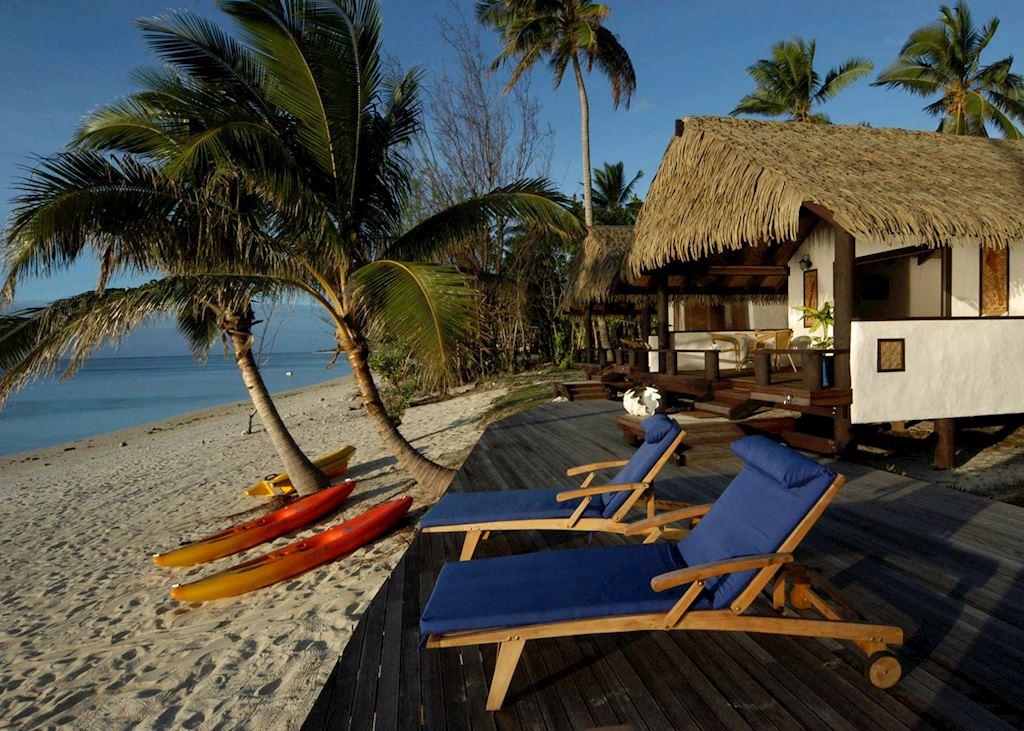 Are Tamanu Beach Village, Aitutaki